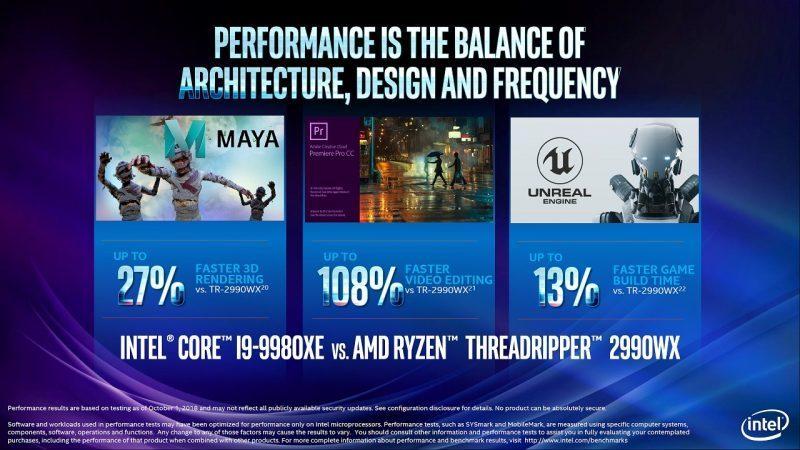 Intel officialise ses processeurs Core de 9e génération